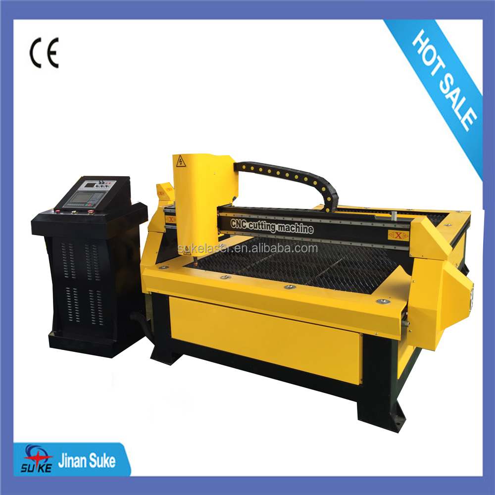 Trade Assurance CNC Plasma Cutting Metal Machine with haibao 45A