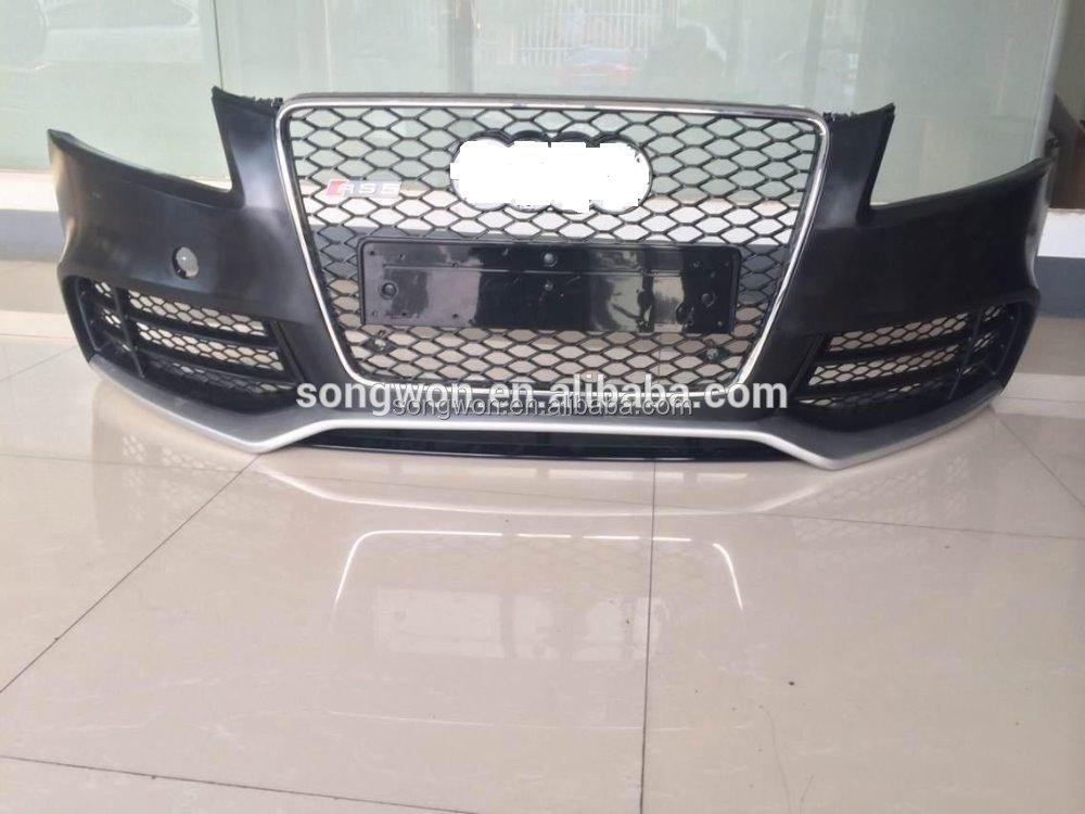 for audi RS5 front bumper