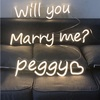 Custom Wedding LED Neon Sign