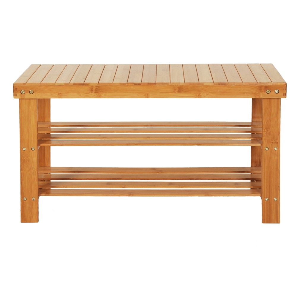 Super Hxd 80 Simple Style Natural Bamboo Shoe Rack Storage Bench Changing Shoes Bench Buy Wooden Shoe Bench Shoe Store Bench Modern Shoe Storage Bench Uwap Interior Chair Design Uwaporg