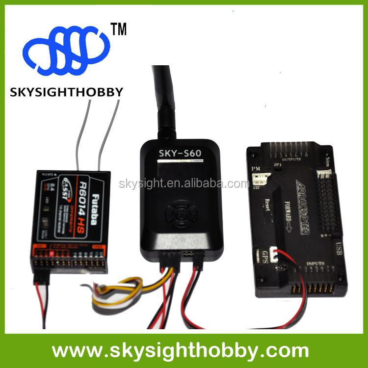 Sky-s60 Osd Fpv Transmitter For Hubsan H301s Spy Hawk 5.8g Fpv 4ch ...