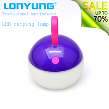 Popular promotional camping portable led solar lantern for outdoor