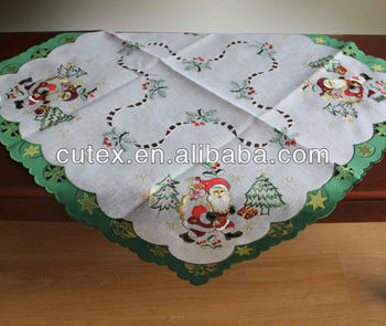 square christmas tablecloths100 polyester christmas table cloth factory - Square Christmas Tablecloth