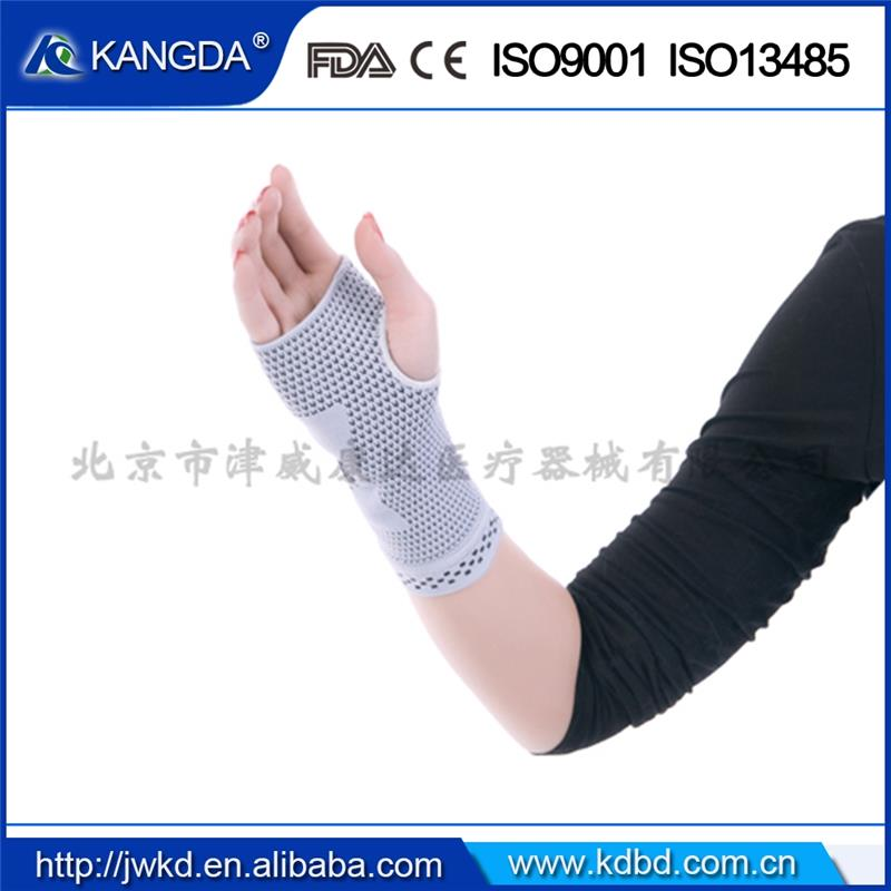 knitted palm protector support brace