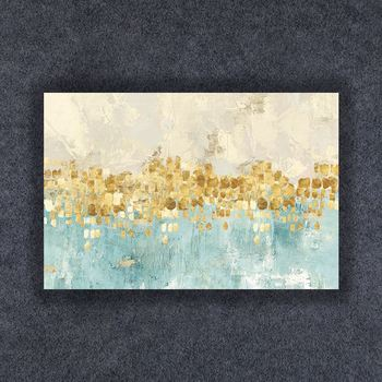 Wall Art Hand Painted Oil Painting On Canvas Print Decorative Picture For Bedroom Or Living