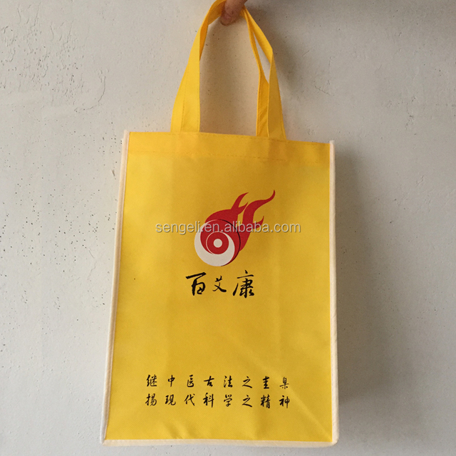 7c3f6aef8b4 Wholesale Promotional Cheap Custom Foldable Shopping Recycle PP Non woven  bag
