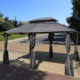 new production metal outdoor pavilion 3 x 4M
