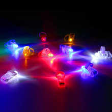 Ring LED Flashing Laser Finger Beams Light Lamp