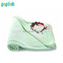 Hot sale best quality excellent material thick baby blankets