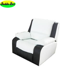 multi-position manual reclining tv sofa chair