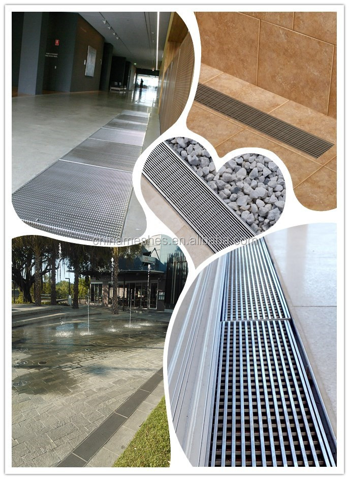 Made In China Interior Amp Exterior Linear Shower Floor