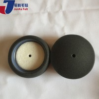 Multifunctional rupes style car care foam polishing pad with low price