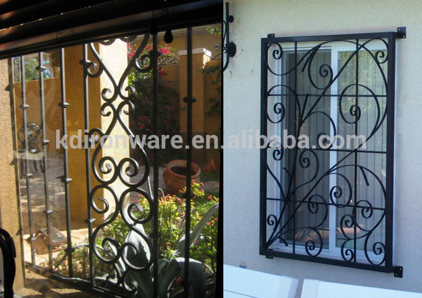 Simple Wrought Iron House Window Grill Design Buy Window
