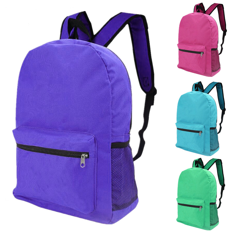 Fashion Convenient Eco-Friendly Portable Nylon Backpack For Kids School Bag