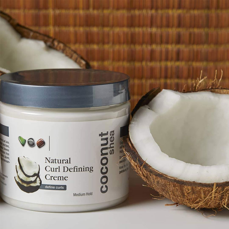 Coconut Deep Conditioning Treatment Hair Cream