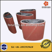 WX713 aluminum oxide abrasive belt wide for metal working