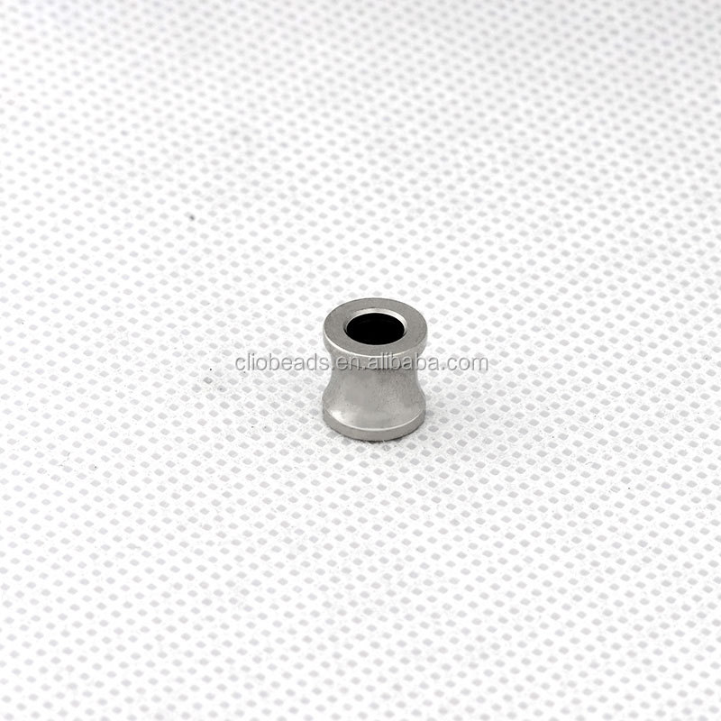 CB56592 End Cap Stainless Steel Spacer Beads For Jewelry Making