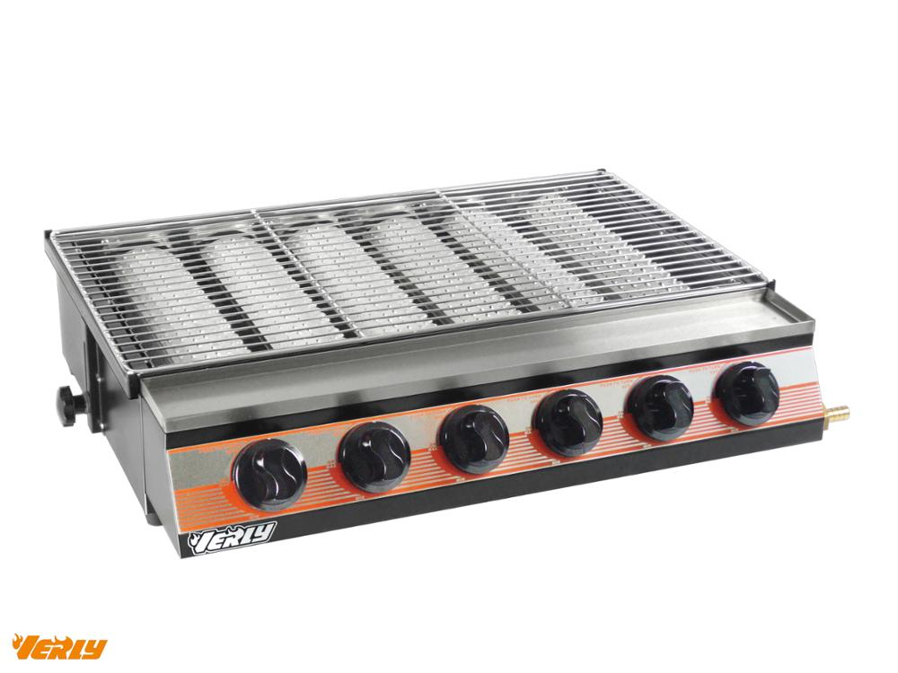 Tabletop Bbq Grill Gas Korean For Hot Vdk 709