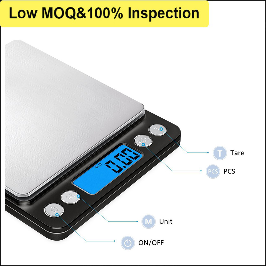 Automatic High Accuracy Health Home Baking Scale
