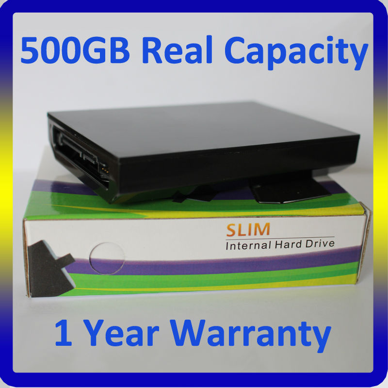 Slim 500GB HDD for Xbox 360 Console Wholesale Price