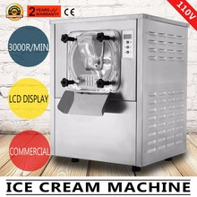 Ice Cream Machine 20L/H Food Grade 304 Stainless Steel 1400W soft ice cream machine for Recreation