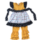 Bulk wholesale baby boutique clothes low moq remake arrow outfit