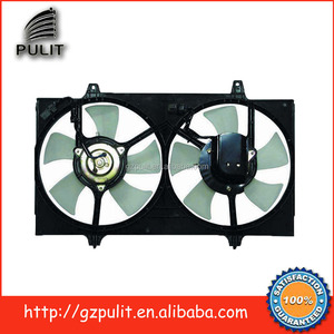 Car ac condenser radiator fan for 93-97Nissan Altima Stanza Bluebird U13 Radiator Cooling Fan 214815B600