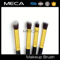 pink makeup brush 4pcs Profession Gold Eye shadow Makeup brush