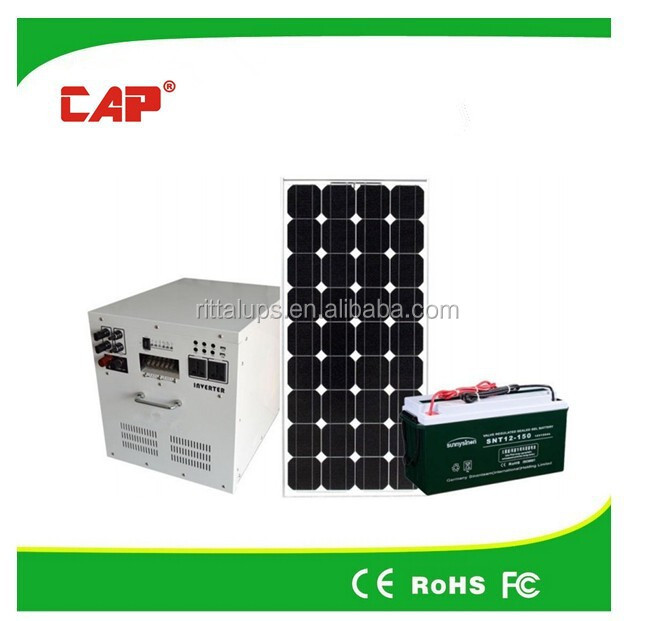 Cheap Off Grid Solar Energy System 3kw