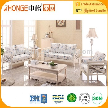 6879 White Wooden Sofa Set Designs Import Furniture From China Modern Design