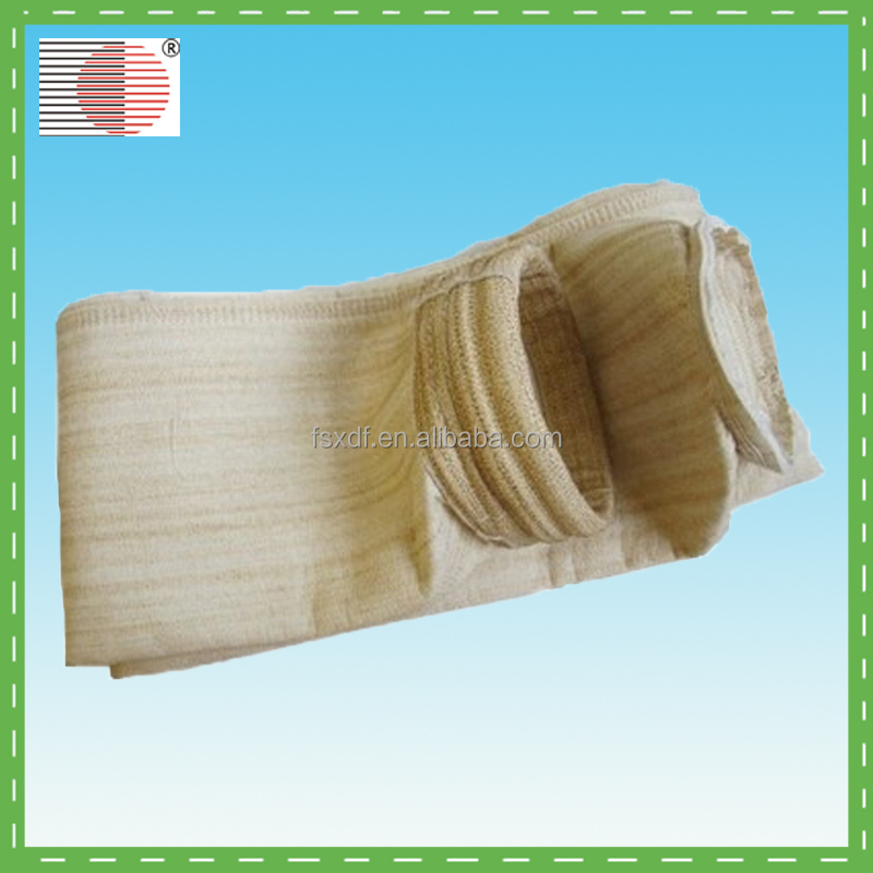 Aramid/nomex Nowoven Needle Felt Filter Cloth,Filter Bag With Ptfe ...