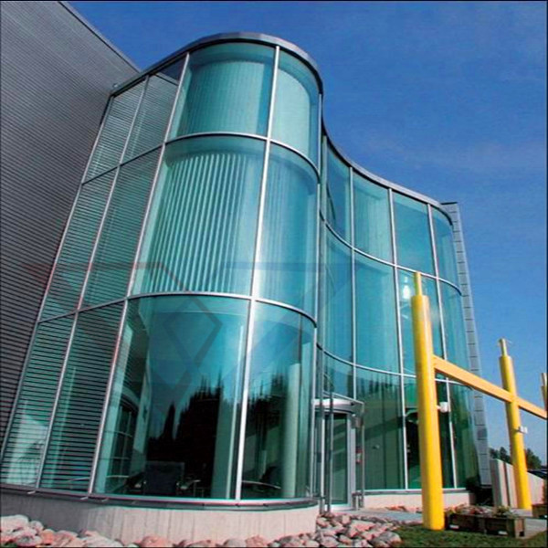 Exterior glass wall with ansi z79 1 astme 2190 as nzs2208 for Exterior glass wall panels