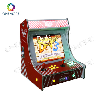 Factory Price 2 Player Mini Arcade Game Machine Bartop Arcade Cabinet With  Raspberry Pi 3 For Sale - Buy Mini Table Top Arcade Machine,Bartop Arcade