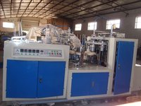 Paper Bowl Machine/paper pop cone making machine