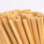 Eco friendly bamboo straws reusable compostable natural drinking bamboo straw with pouch