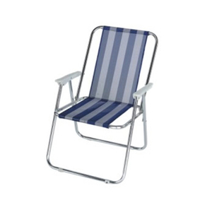 Good Quality Adjustable Aluminum Folding Beach Chair With Carrying Bag