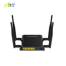 Qualcomm QCA9531 16MB Flash 128MB RAM wireless wi fi openWRT 3G 4G lte wifi router with SIM card slot