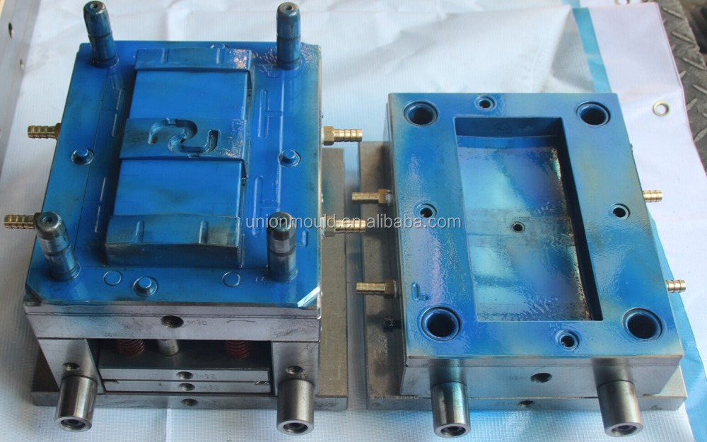 Crystal PC panel cover plastic mould