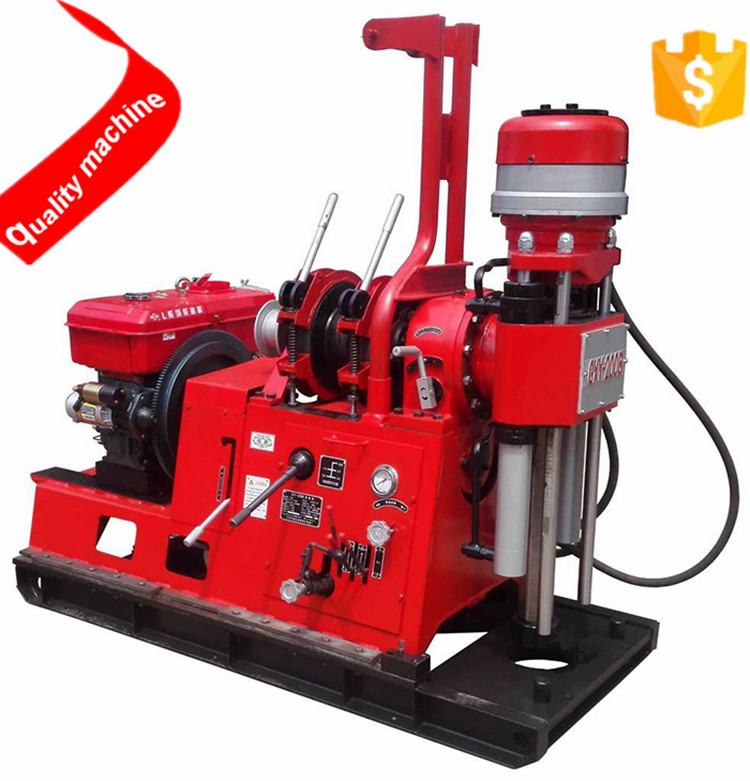 XY - 2 Geological Exploration Core Drill Rig , Portable
