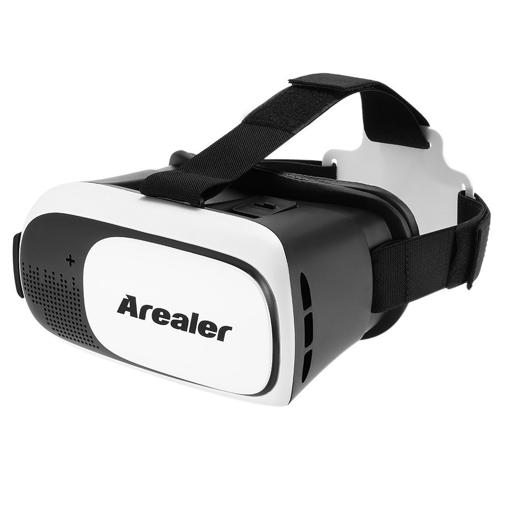 628fbcf86d92 Get Quotations · Arealer VRroam 3D VR Virtual Reality Glasses 3D Movie Game  Headset for Android iOS Smart Phones