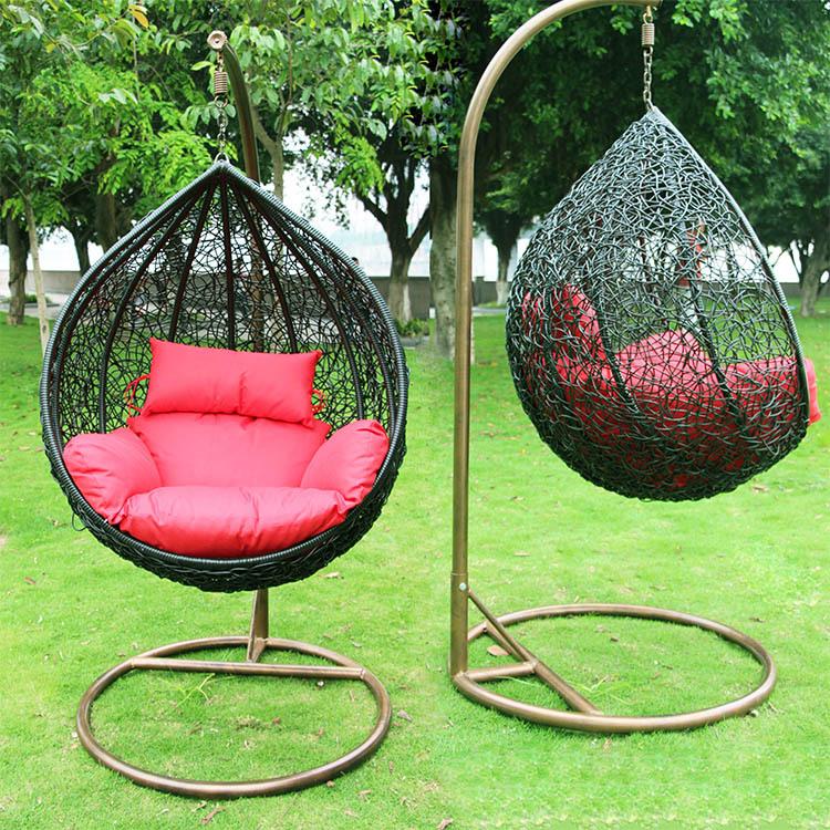 vendita calda giardino pensile dondolo pensile sedia dondolo amaca