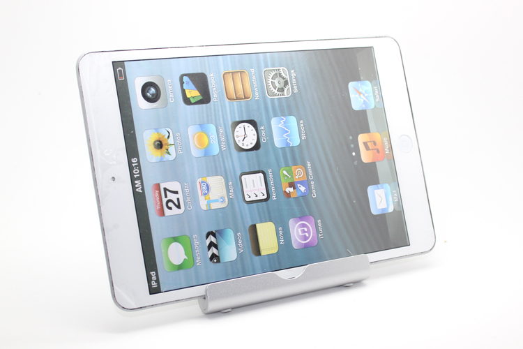 Hot Alloy Foldable Universal Desktop Stand Holder For Ipad Mini 3 4 5 Iphone6s