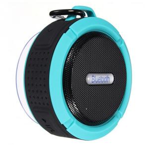 3D Stereo Sound Super Woofer C6 Outdoor Bluetooth Speaker Mini Portable Waterproof Portable Wireless Speaker For Bicycle