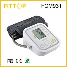 2017 digital Uper Arm bluetooth Blood Pressure Monitor for CE Rohs FCC