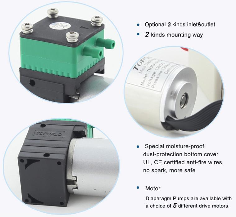 Professional Supplier Of Micro Vacuum Pump Small Vacuum