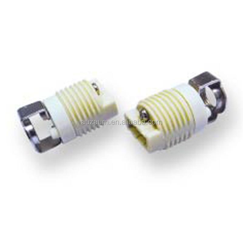 product detail ceramic threaded halogen lamp socket porcelain g led bulb