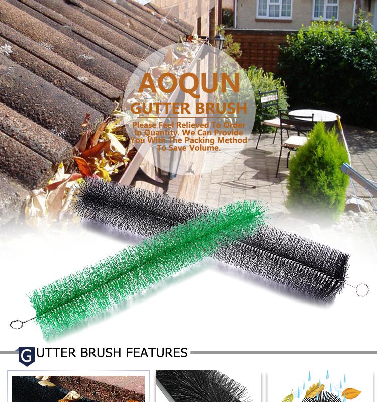 Telescopic Roof Brush Amp Usa Hot Sales Telescopic Gutter