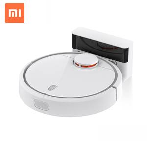 "XIAOMI cheap Robotic Vacuum Cleaner MIHOME Original WiFi app Control ""S"" Path Cleaning Mi Robot Vacuum"