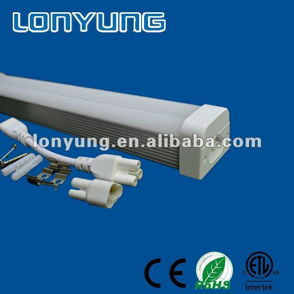 2012 USA Canada ETL New Integrative led tube t8 usa 7W 15W 30W
