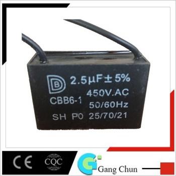 Kondensator 474k Kondensator Cl21 250v Kondensator 105k 400v Cbb61 ...